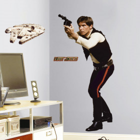Star Wars - Han Solo wallsticker