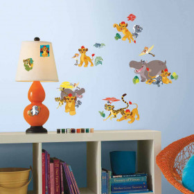 The Lion King - Set #2 wallsticker