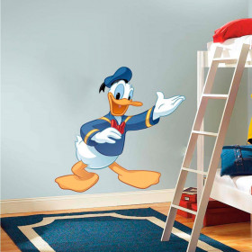Donald Duck wallsticker