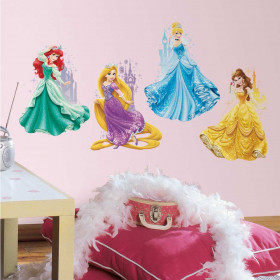 Disney Prinsessen wallsticker