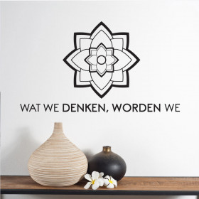 worden we wallsticker