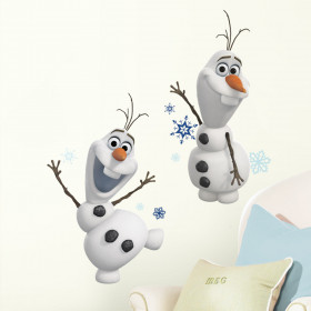 Frozen – Olaf wallsticker