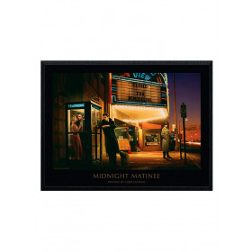 Midnight Matinee (Chris Consani) Poster wallsticker
