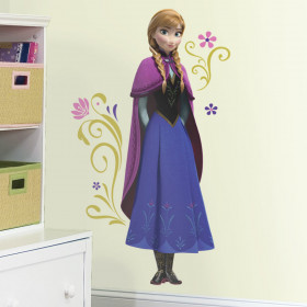 Frozen - Anna wallsticker