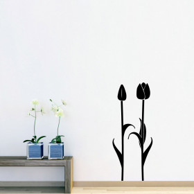 Tulpen wallsticker