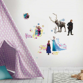 Frozen - Set #1 wallsticker
