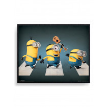 Minions (Abbey Road) Poster