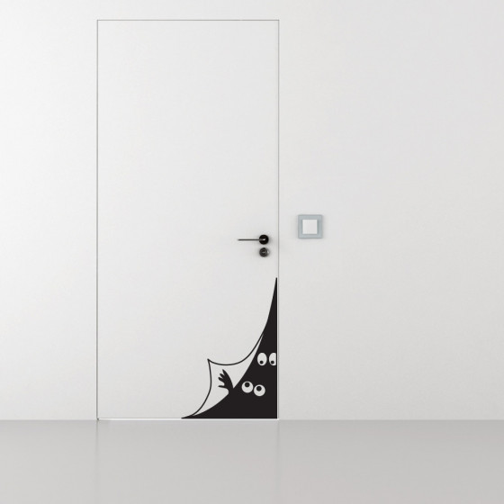 Boogie man wallsticker