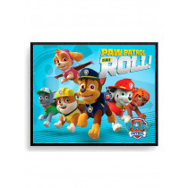 Paw Patrol (On A Roll) Poster