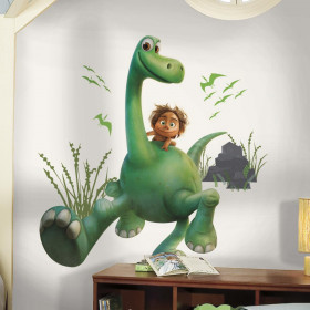 The Good Dinosaur - Arlo en Spot wallsticker