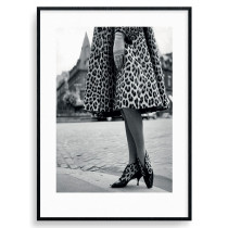 Time Life (Dior Leopard Print) Poster