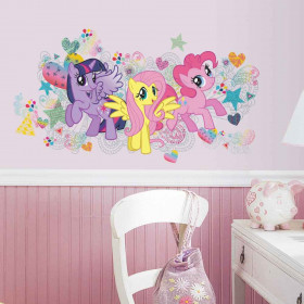My Little Pony - set #2 wallsticker