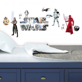 Star Wars - set #2 wallsticker