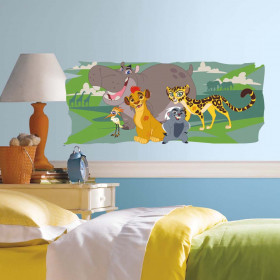 The Lion King wallsticker