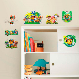 Paw Patrol - set #3 wallsticker