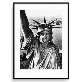 Time Life (Statue of Liberty) Poster wallsticker