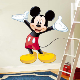 Mickey Mouse wallsticker