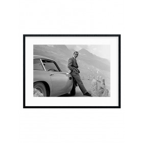 James Bond (Aston Martin) Poster wallsticker