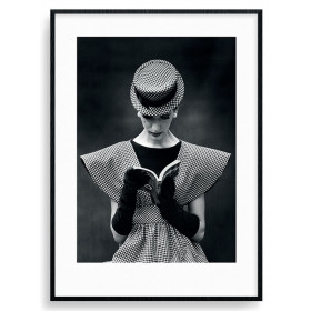 Time Life (Wide Shoulder Fashion 1959) Poster wallsticker