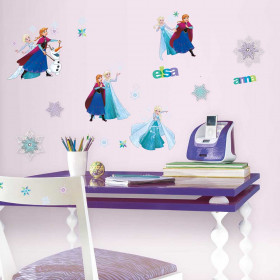 Frozen - set #2 wallsticker