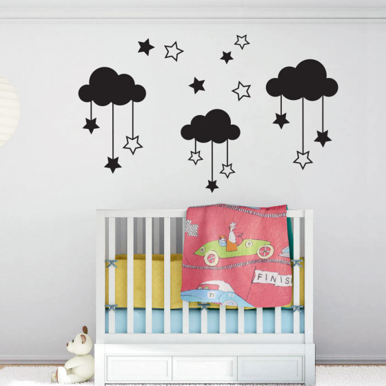 Sterrenhemels wallsticker