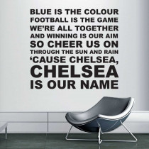 Blue is the colour - Chelsea