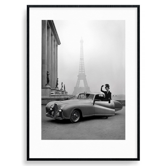 France 1947 Poster wallsticker