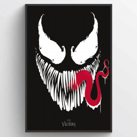 Venom (Face) Poster wallsticker