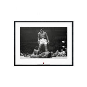 Muhammad Ali (v Liston) Poster wallsticker