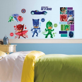 PJ Masks - set wallsticker