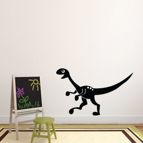 #4 Dinosaurus wallsticker