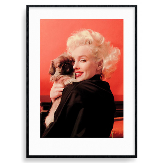 Marilyn Monroe - Love Poster wallsticker
