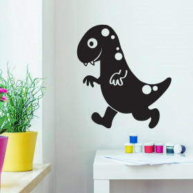 #1 Dinosaurus wallsticker