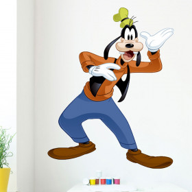 Goofy wallsticker