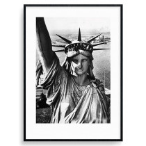 Time Life (Statue of Liberty) Poster